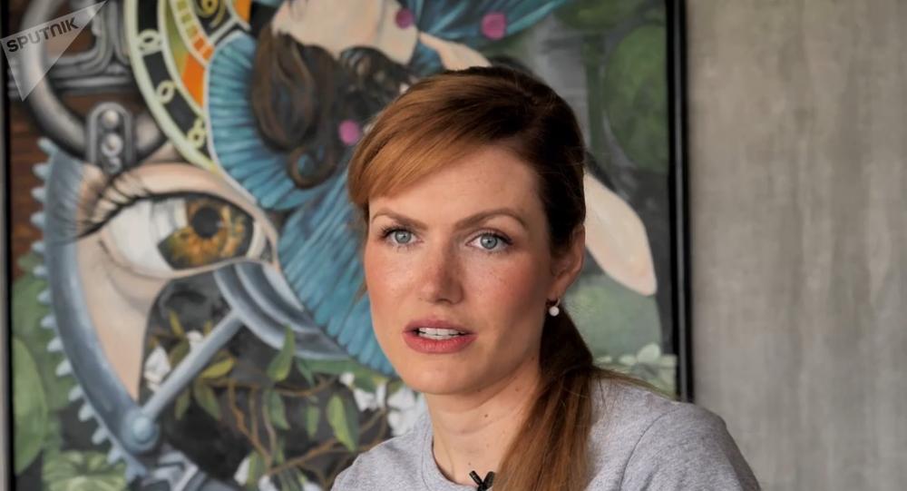 Gabriela Koukalová při oznámení ukončení kariéry