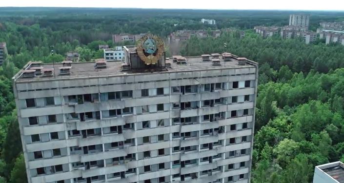 Uzavřená zóna. Unikátní záběry z opuštěného města, které postihla nejděsivější jaderná katastrofa