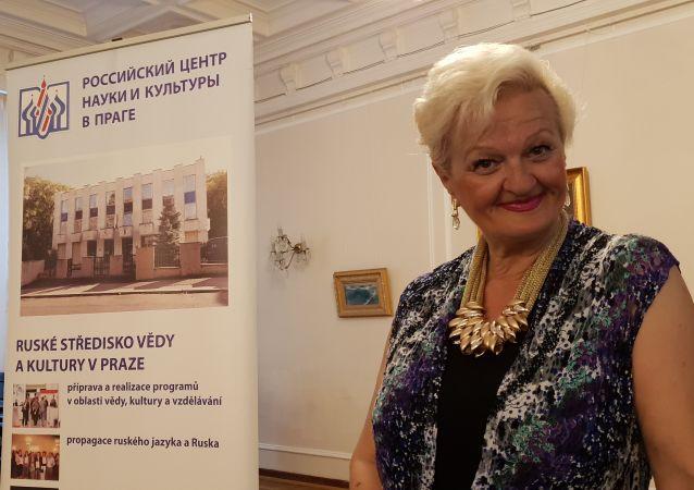 Radmila Tonkovičová