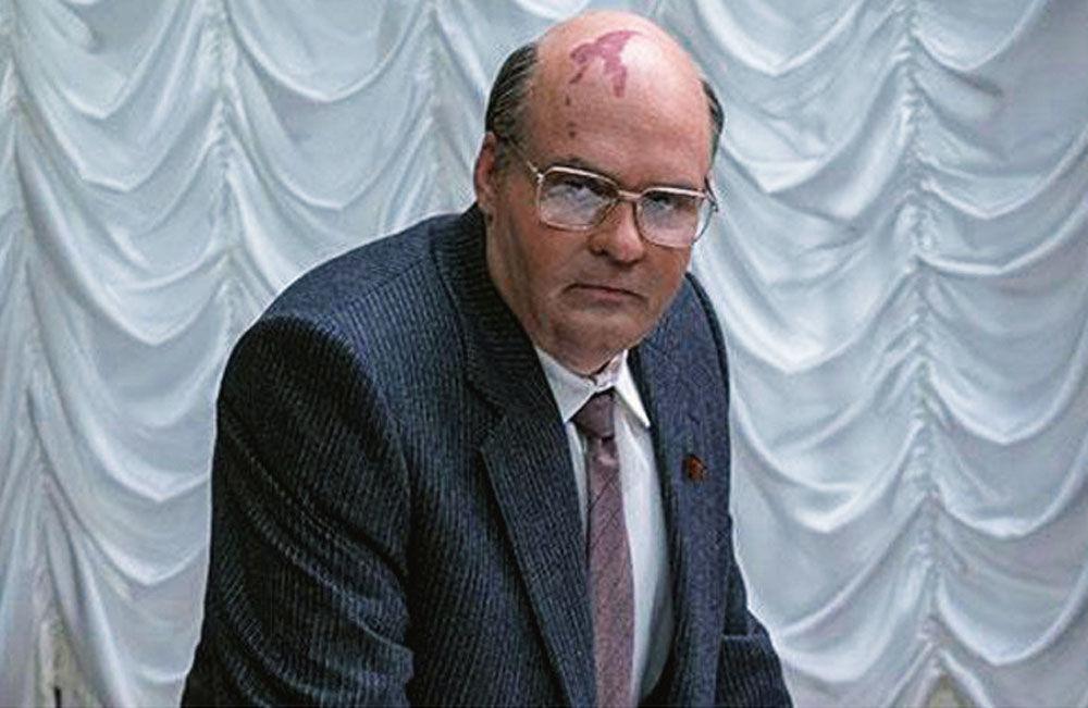 David Dencik (Michail Gorbačov)