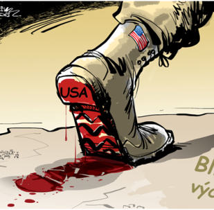 USA na Blízkém východě