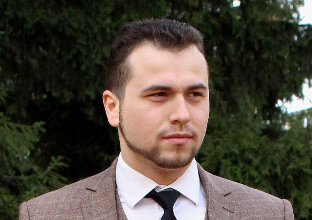 Stanislav Bačev, kandidát politických věd, odborník v oblasti mezinárodních vztahů a geoenergetiky