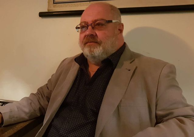 Zdravotnický záchranář Libor Hlaváček