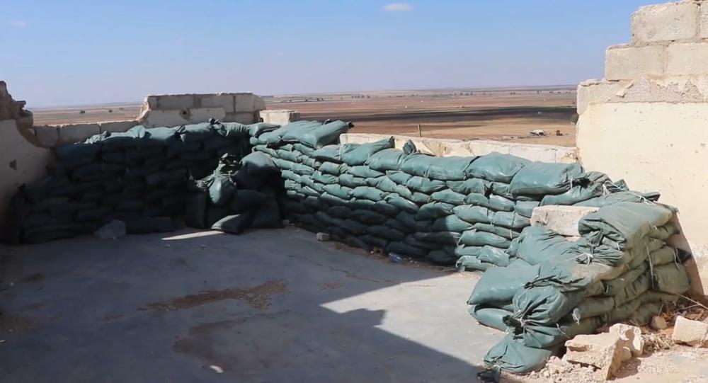 Video: Opuštěné vojenské základny USA po stažení amerických ozbrojených sil ze Sýrie