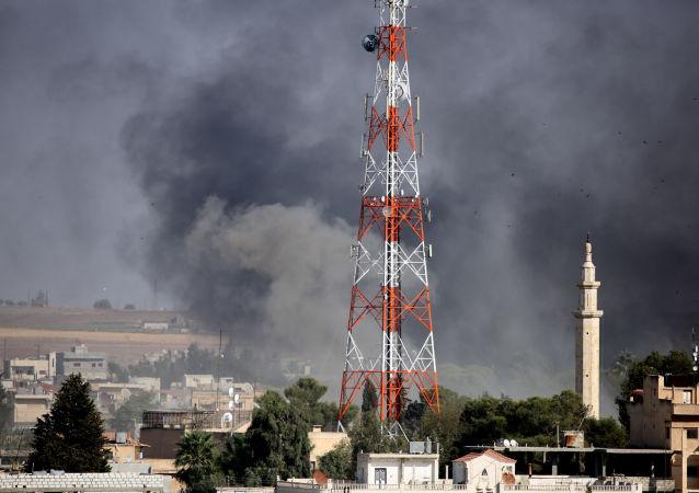 Syrská opozice s tureckou podporou obsadila centrum města Ras Al Ain