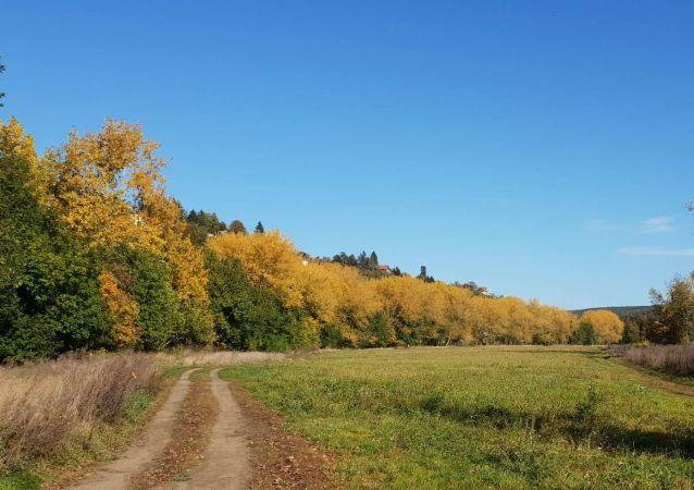 Krajina. Ilustrační foto