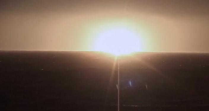 Působivé video: Rusko přes celé své území z atomové ponorky Kňaz Vladimir poprvé odpálilo nejvýkonnější balistickou raketu Bulava