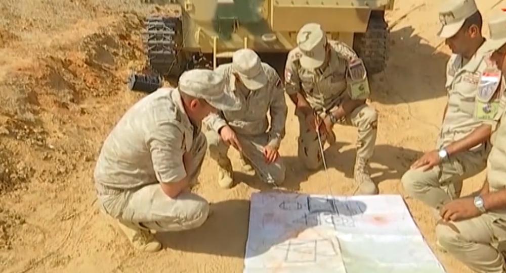 Video: Rusko a Egypt na území Káhiry raketovými komplexy střílely na drony britské a americké výroby