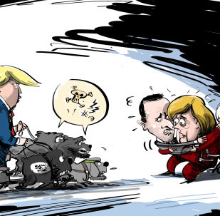 Trump vydírá Evropu teroristy