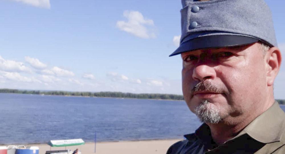 Cestovatel a blogger Ladislav Větvička