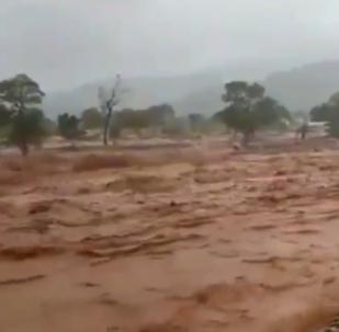 Ničivá síla uragánu. V Zimbabwe 98 mrtvých a 217 lidí beze stopy zmizelo (VIDEO)