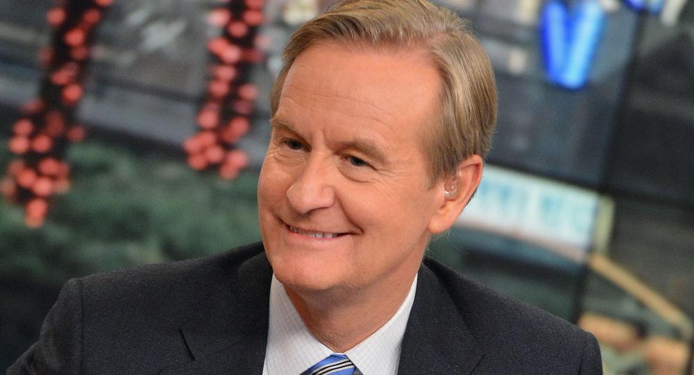 Moderátor amerického kanálu Fox Steve Doocy