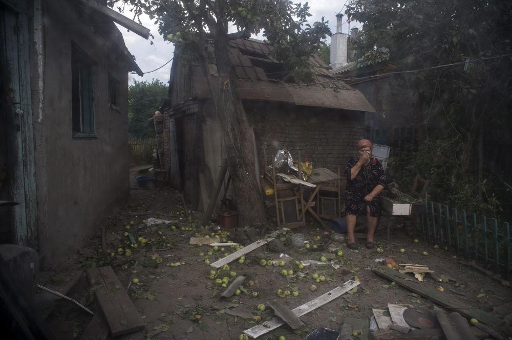Černé dny Ukrajiny