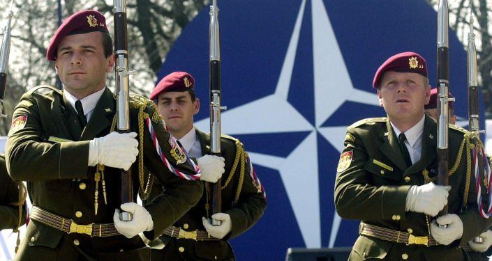 Slovenští vojáci NATO