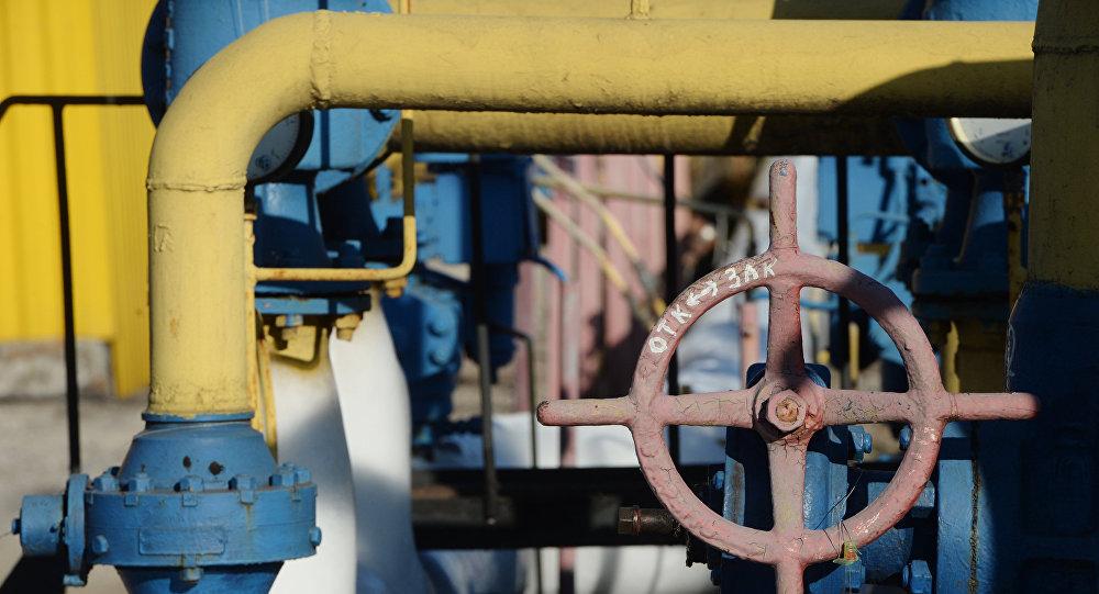 Plynová regulační stanice