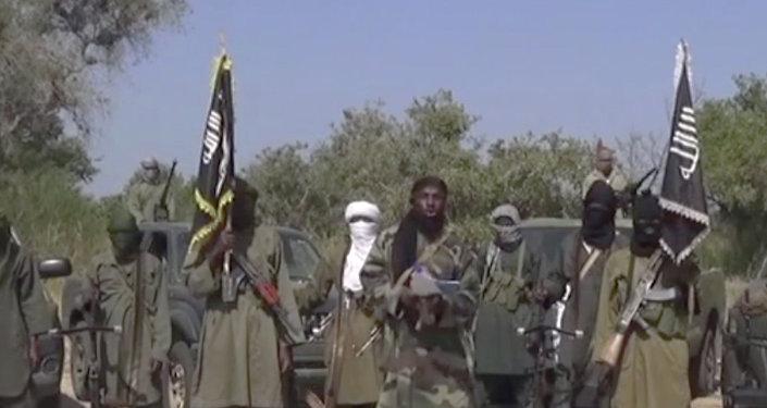 Nigerijské radikální uskupení Boko Haram