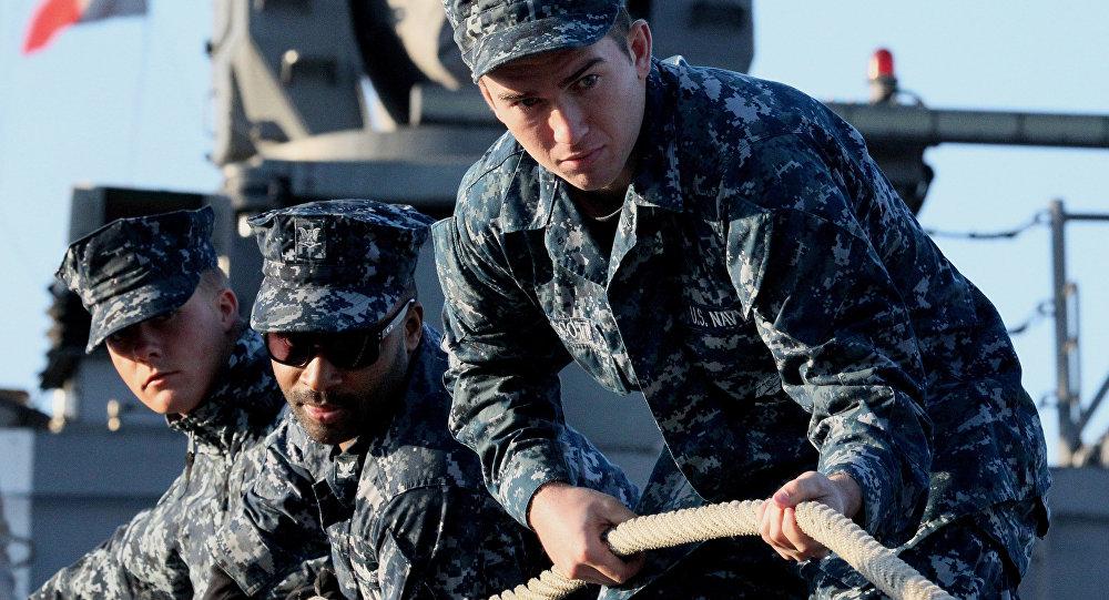 Americké mariňáci. Ilustrační foto