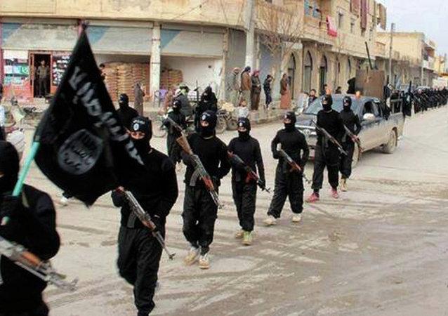 Teroristé z Islámského státu