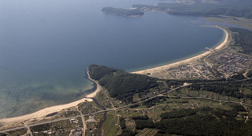 Tichý oceán, Vladivovstok
