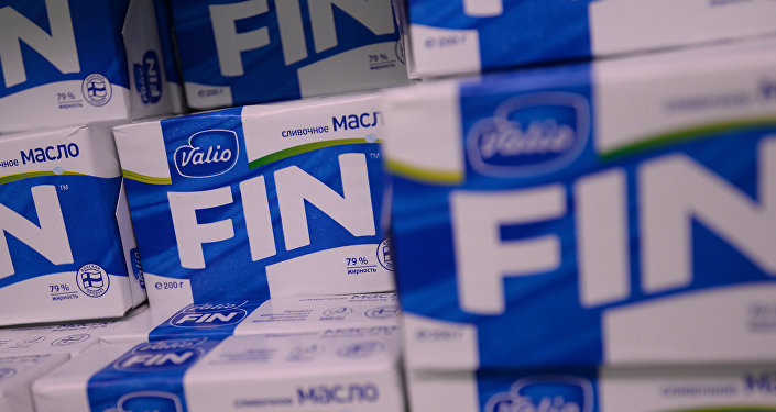 Finské máslo Fin