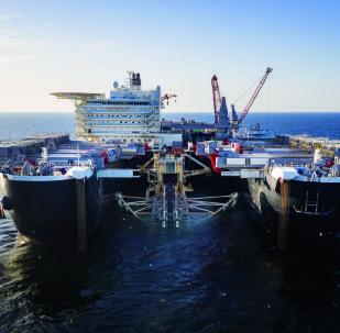 Německý exministr vysvětlil, proč bude plynovod Nord Stream 2 dostavěn