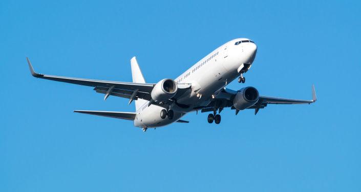 Boeing 737-800. Ilustrační fotografie