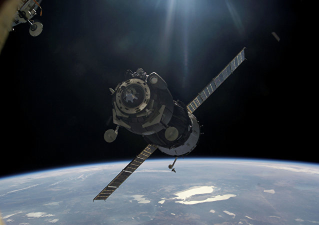 Ruská kosmická loď Sojuz