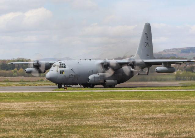 Letadlo pro radioelektronické poruchy EC-130H Comapss Call