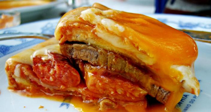 Fastfood v Portugalsku