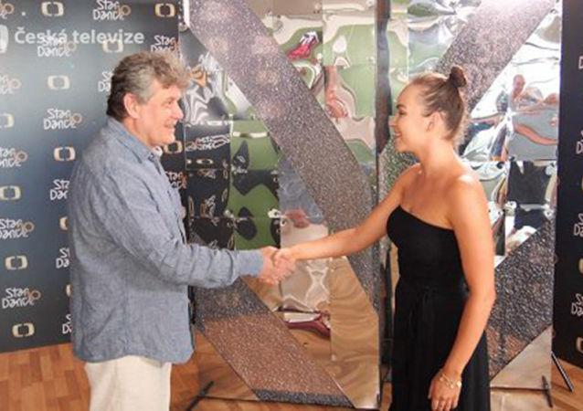 Miroslav Hanuš и Adriana Mašková