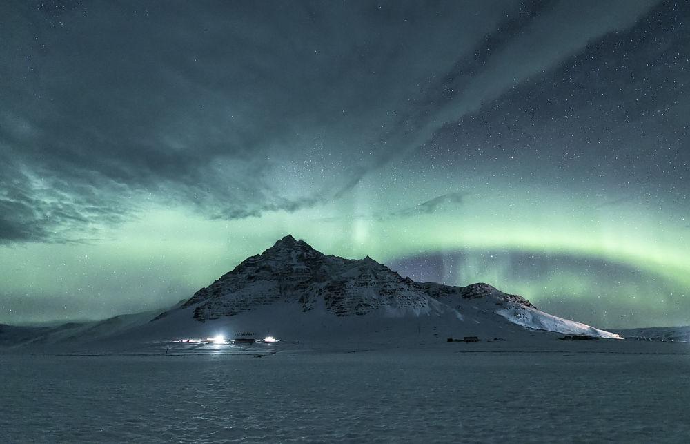 Snímek Polar čínského fotografa Xiuquana Zhanga.