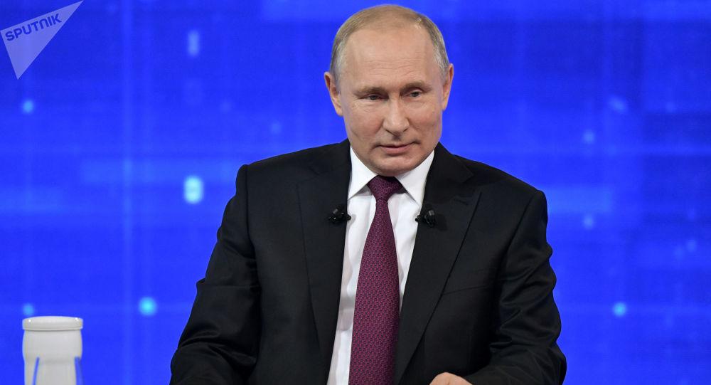 Putin: Vztahy se Západem se nejspíše zásadním způsobem nezmění