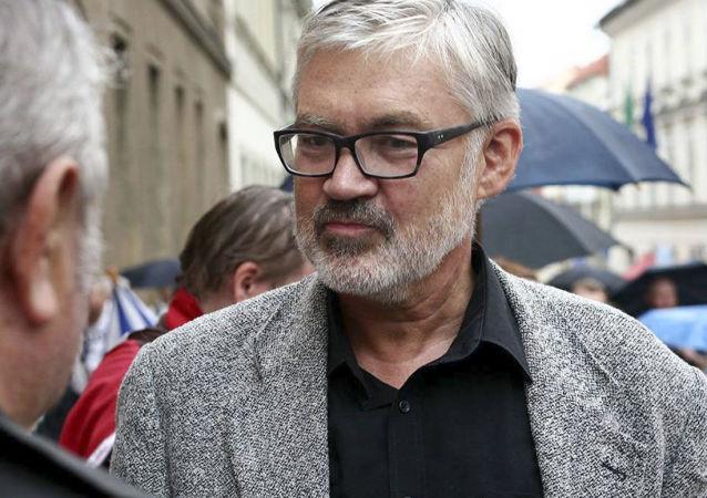 Český právník a politik JUDr. Jiří Vyvadil