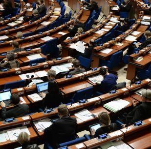 Zasedání Parlamentního shromáždění Rady Evropy
