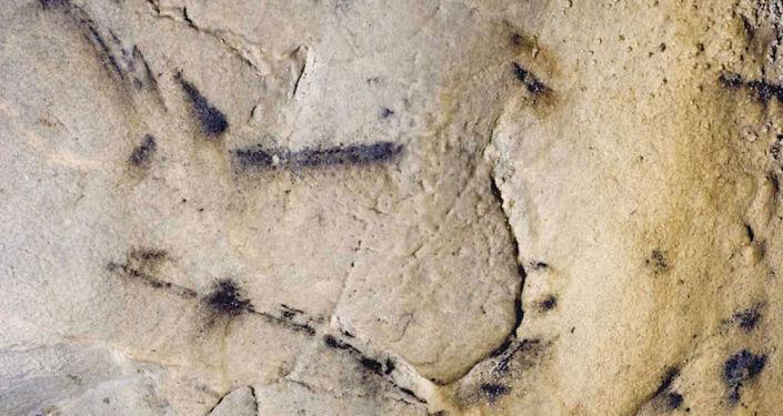 Pravěké smajlíky v Kateřinské jeskyni