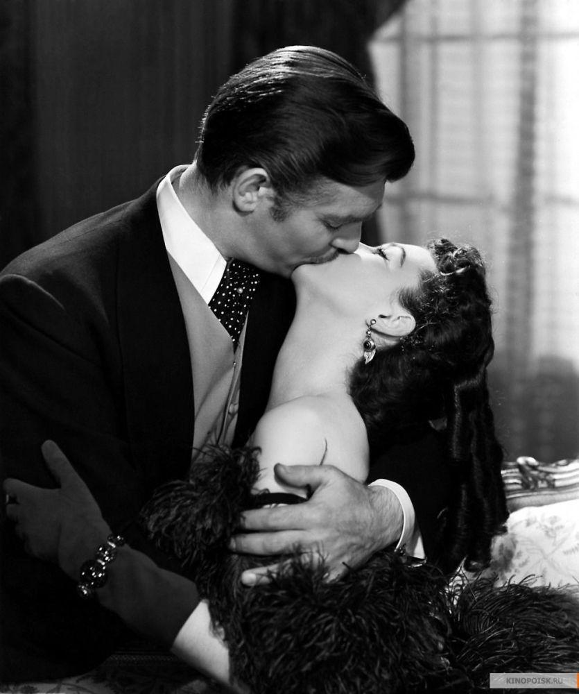 Ty nejromantičtější líbací scény v historii světové kinematografie