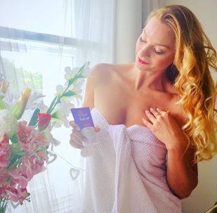 Česká herečka, zpěvačka, příležitostná moderátorka a modelka Barbora Mottlová