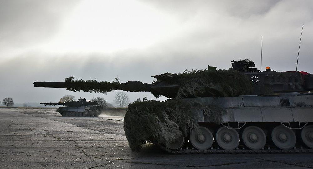 Cvičení NATO Combined Resolve