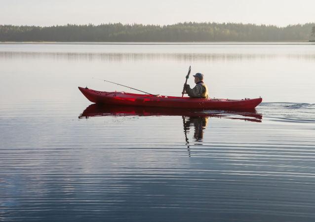 Rybář. Ilustrační foto