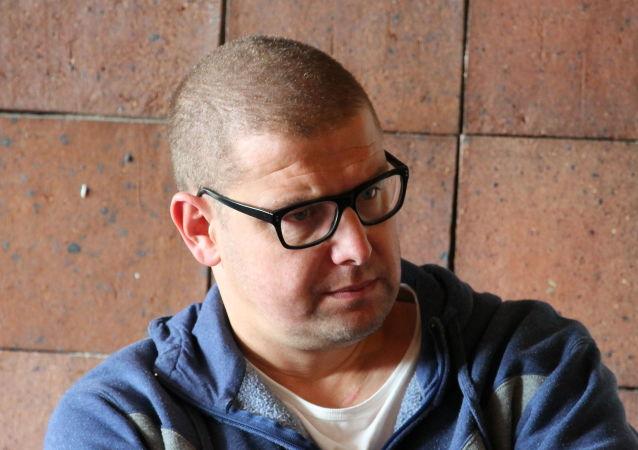 Český novinář, redaktor a politický komentátor Jindřich Šídlo