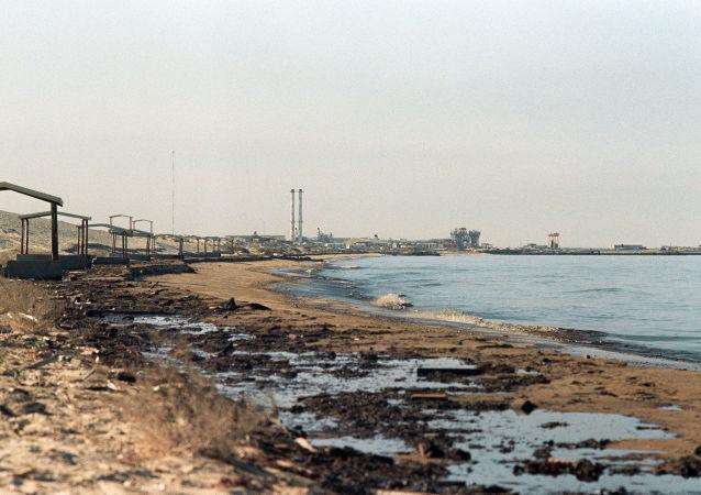 Ropa na pláži