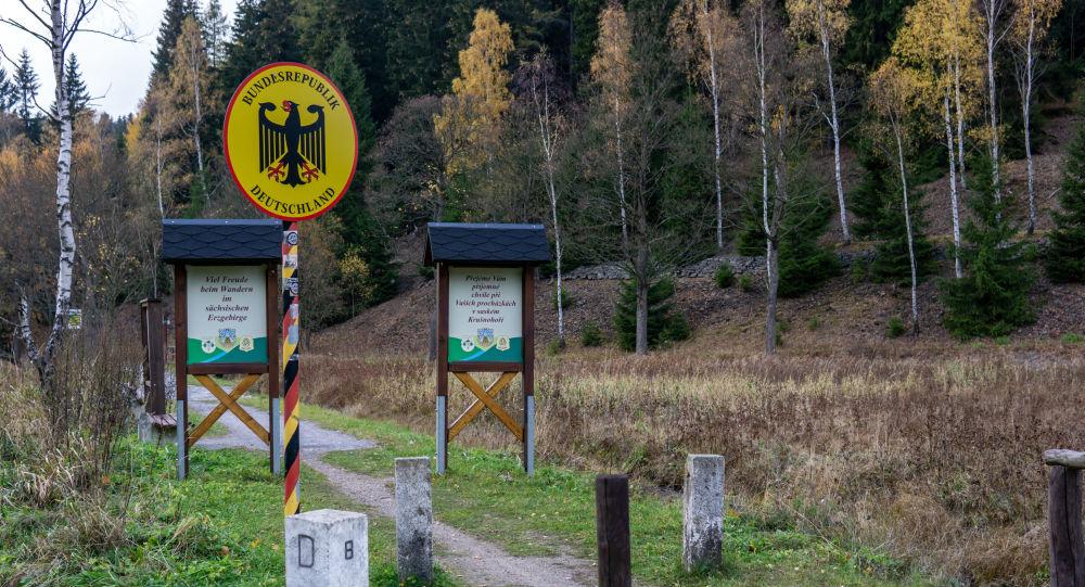Česko-německá hranice