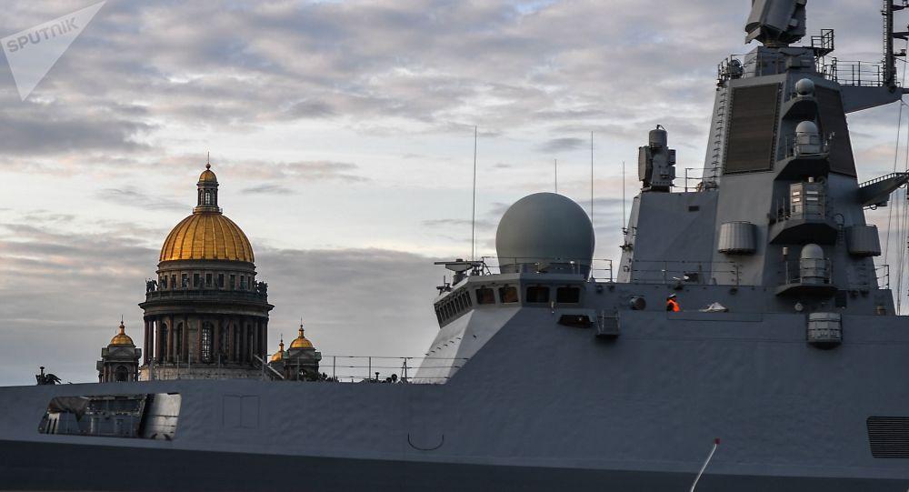 Fregata Admirál Kasatonov