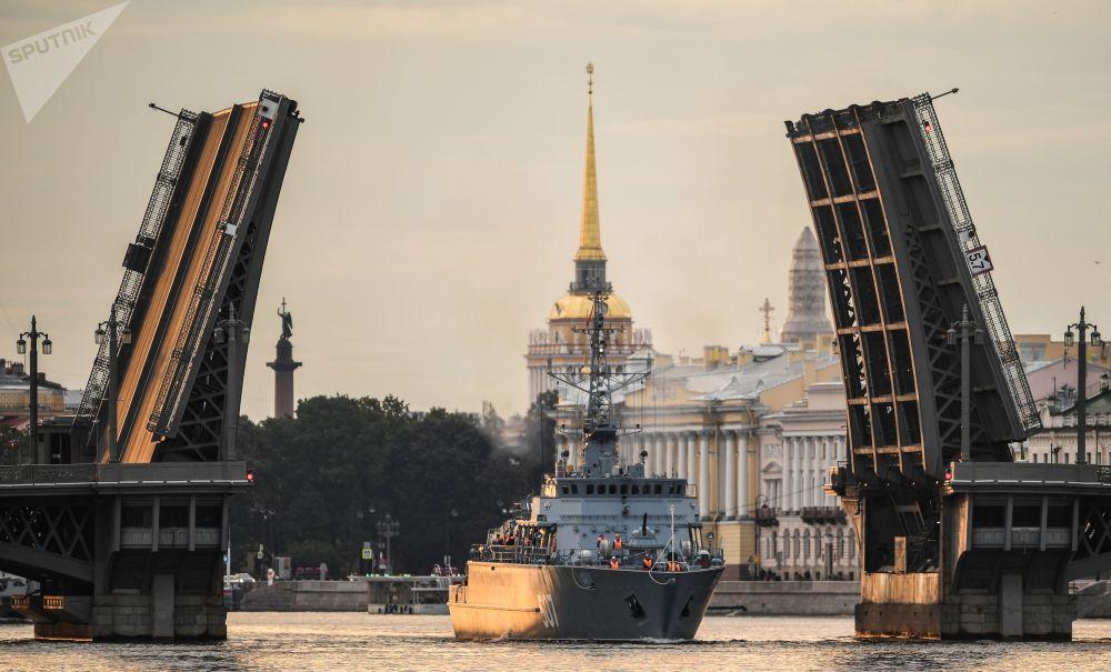 Loď Alexandr Obuchov projektu 12700