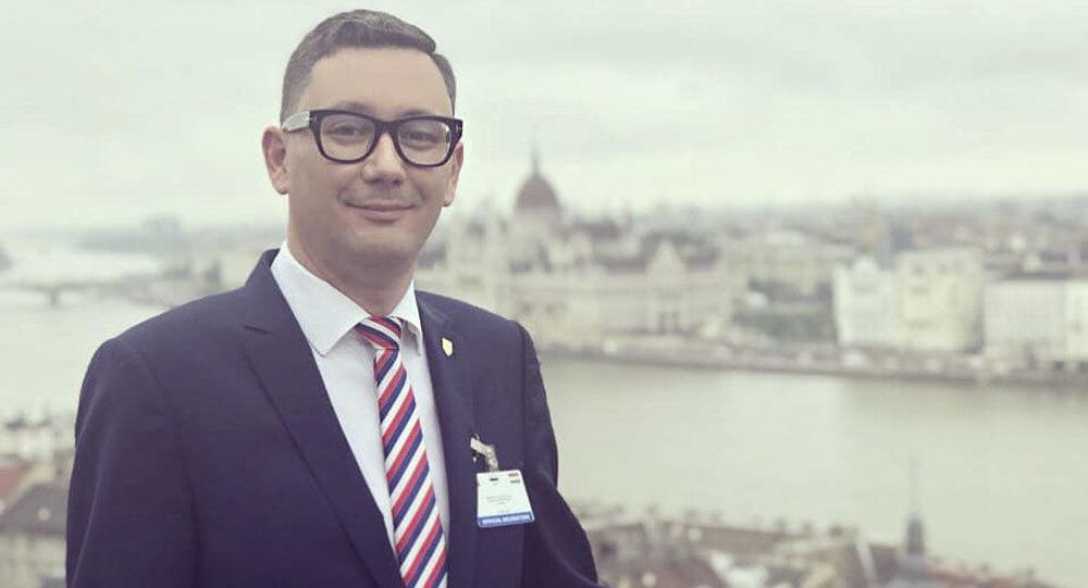 Mluvčí českého prezidenta Jiří Ovčáček
