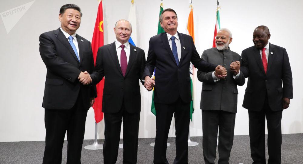 Lideři BRICS