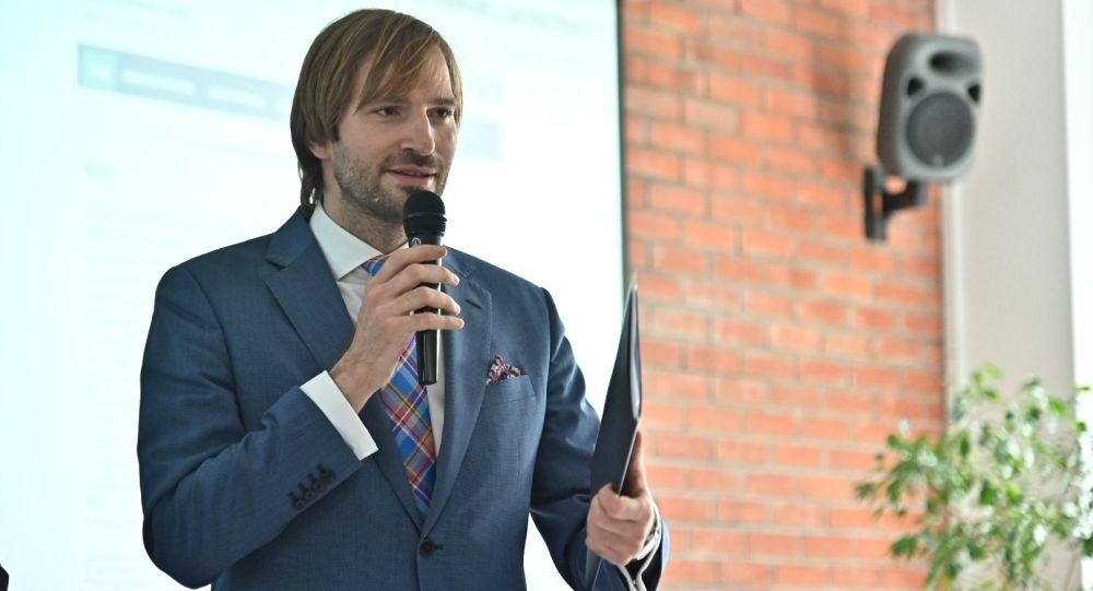 Ministr zdravotnictví ČR Adam Vojtěch
