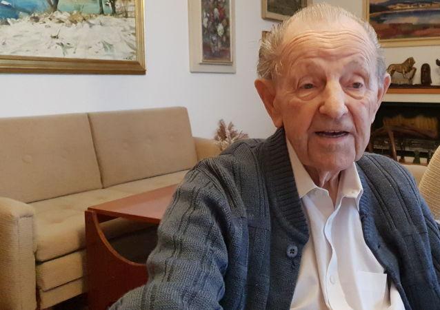Exgenerální tajemník ÚV KSČ Miloš Jakeš