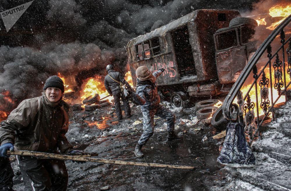 Pronikavé a upřímné - nejlepší fotografie Andreje Stěnina