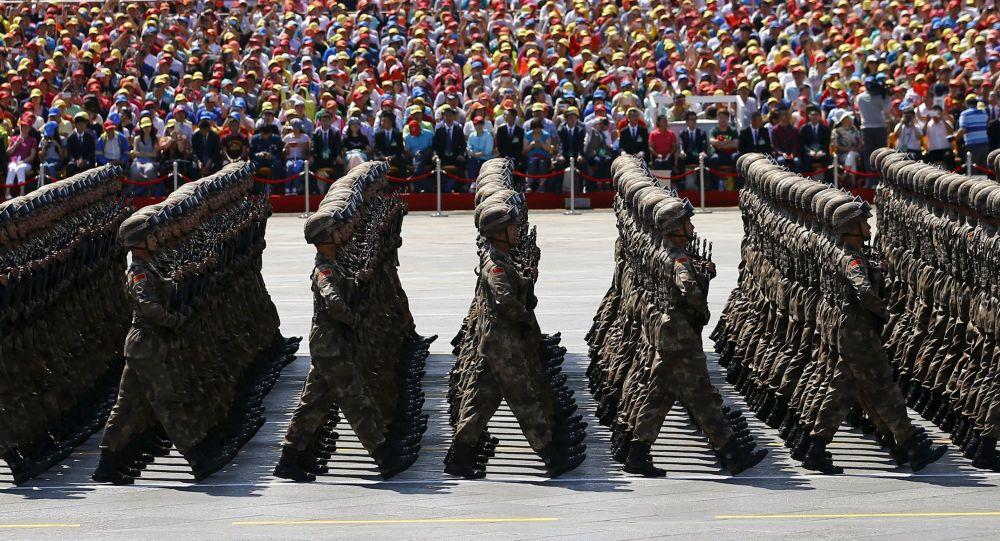 Přehlídka Vitězství v Pekingu
